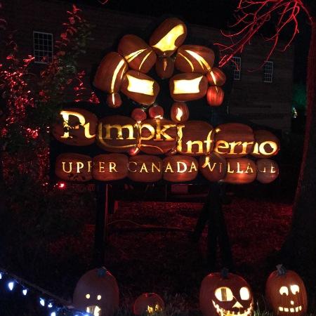 Pumpkinferno - le monde de saufi